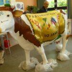 Bemalen Kuh