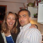 besuch von Roberto und Andrea