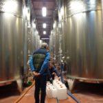 Fahrt Castagnaro und Valpantena