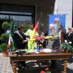 Unterzeichnung Partnerschaft in Castagnaro (23)