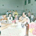 Erster Schnupperbesuch in Castagnaro