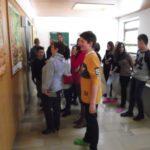 Erster Schüleraustausch