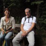 geburtstagsbesuch Cinzia und Franco