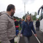 Offizieller Besuch in Fischbachau 10-jähriges