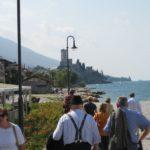 Offizieller Besuch in Castagnaro