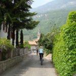 Offizieller Besuch in Castagnaro mit Radltour