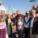 Oktoberfestbesuch mit Franco und Sergio