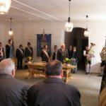 Unterzeichnung Partnerschaft in Fischbachau