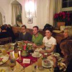 Besuch Stefano, Dennis und Alessia